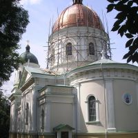 Галичина || Сокаль || Церква Св. Петра і Павла (1904 — 1909 рр.), Сокаль