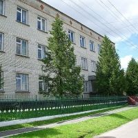 Сокальсько-Червоноградський військомат, вул. Петрушевича, Сокаль