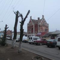 біля головного ринку * near the town market, Стрый