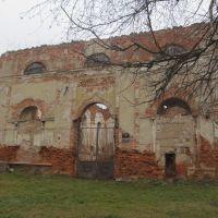 синагога (1817) у повний розмір, Стрый