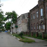 "Стрий,вул.Гайдамацька,""Бурса"", Стрый"
