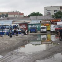 Стрий, Автостанція чи Болто (Stryj, bus station or bog), Стрый