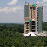 Строительство новой гостиницы., Трускавец