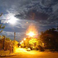 нічне освітлення трускавецької вулиці .., Трускавец