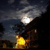 нічний спуск .., Трускавец