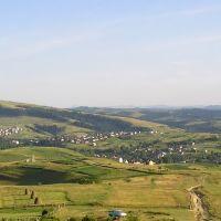 Панорама Турки з півночі, Турка