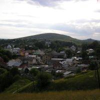Вид на центральну частину, Турка