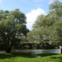 Chervonograd, the river, Червоноград