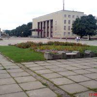 2008.08.17 | Червоноград, центр города, Червоноград