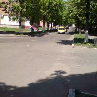 біля парку, Червоноград