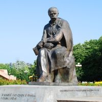 Памятник Шевченко ( ЧГ ), Червоноград