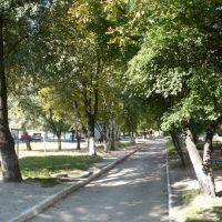Building Driveway, Червоноград