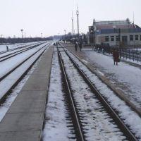 Вокзал Червоноград, Червоноград