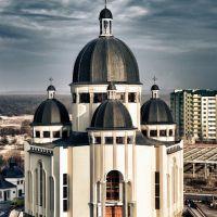 Церква Св. Йосафата, Червоноград
