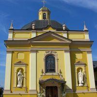 Костел Святого Юрия 1771-1776гг., построен в псевдоклассическом стиле. В церкве хранится чудотворная икона Богоматери., Червоноград