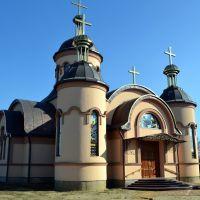 Церква Успіння Пресвятої Богородиці, Яворов