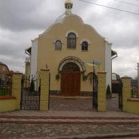 Церква Преображення Господнього, Велике Передмістя., Яворов