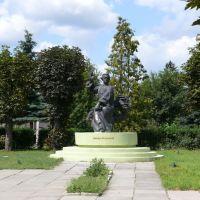 Памятник Вербицькому, Яворов