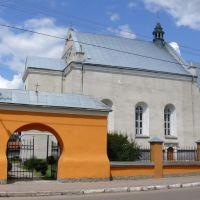 Костел, Яворов