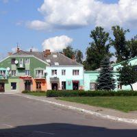 Центральна площа, Яворов