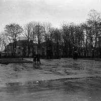 Центральная площадь - Яворов 1980 г., Яворов