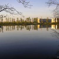 Зона відпочинку в 3-му містечку, Яворов