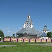 Церква Покрови Пресвятої Богородиці, Яворов