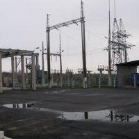 Олександрівська BPП-35кB (Oleksandrivska GES ADS-35kV), Александровка