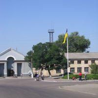 Флагшток, Арбузинка
