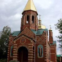 Church. Православный храм в Баштанке., Баштанка