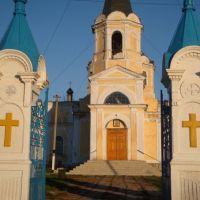 Церковні ворота, Березнеговатое