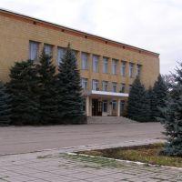 будинок РДА, Березнеговатое