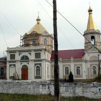 Вішка біля церкви, Березнеговатое
