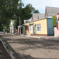 Пішохідна вулиця, Березнеговатое