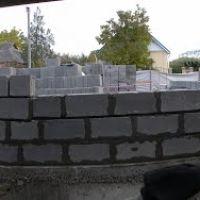 Панорама возведения стен Зала Царства, Березнеговатое