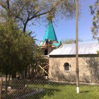 Будується церква, Братское