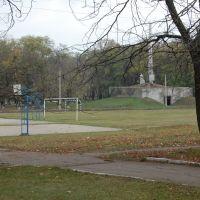 школьный стадион, Братское