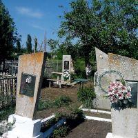 кладбище в Братском, Братское