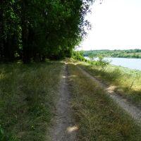 дорога понад рікою, Великая Корениха
