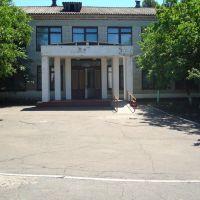 Довгопристанська школа, завжди відчинені двері для усіх випускників., Великая Корениха