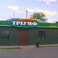 """Доманевка. магазин-склад """"Тріумф"""".Domanevka. store-warehouse, Доманевка"""