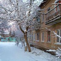 Доманевка.  переулок между ул.Пионерской и ул. Гуляницкого., Доманевка
