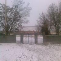Еланецкий стадион, Еланец