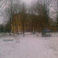 Детская площадка, Еланец