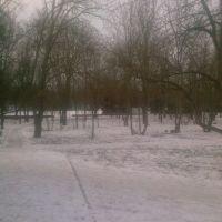 Парк Победы, Еланец