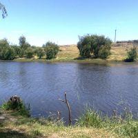 Место рыбака, Еланец