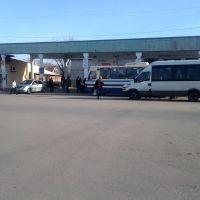 Автостанция Еланец, Еланец
