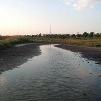 Пересохло на север, Казанка