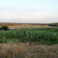 С огородов, Казанка