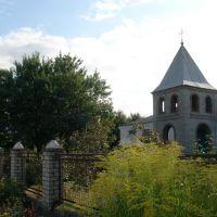 Церковь в Казанке, Казанка